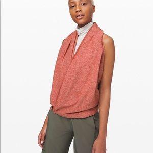NWT Lululemon vinyasa scarf